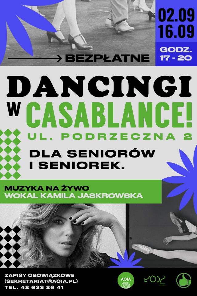 plakat dancing